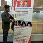 Hair awareness camp